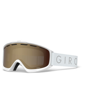 Giro Index Maschera, white core light/amber rose